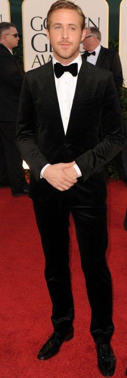 2011 Golden Globes Jake Gyllenhaal. Jake Gyllenhaal. Ryan Gosling