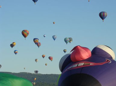 Dansville Balloon Festival - Found at hotairballoonride.blogspot.com