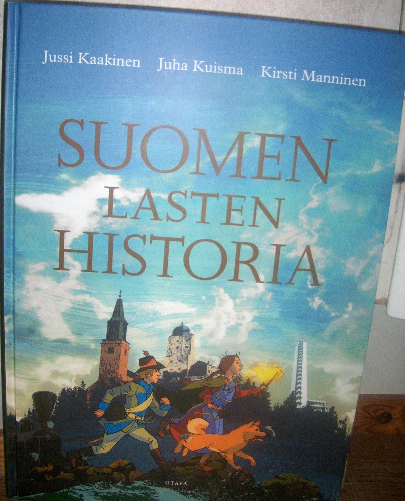 Suomen esihistoria kirja