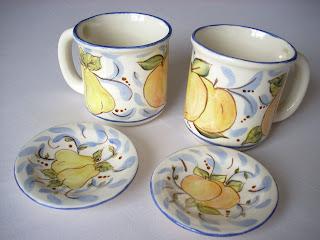 taller ant 331 pintura en ceramica