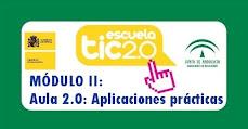 """MÓDULO II: """"Aula 2.0- Aplicaciones Práctica"""""""