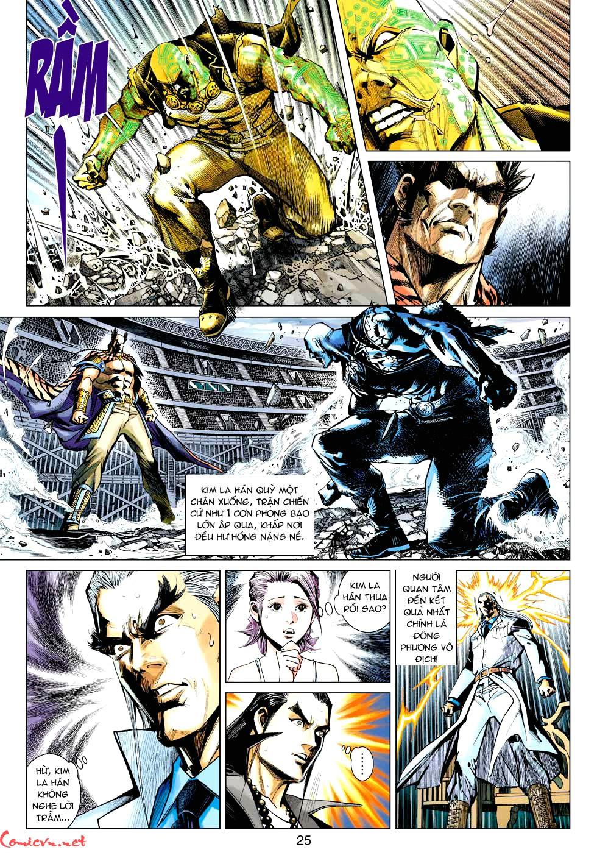 Vương Phong Lôi 1 chap 30 - Trang 22
