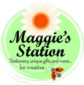 Maggie's Station Stationery Blog