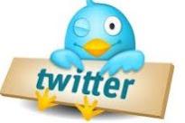 Tweet us: