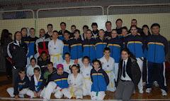 CAMPEONATO DE NAVIDAD 2009: 22 MEDALLAS
