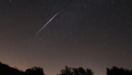 Koleksi Gambar Hujan Meteor Persid yang Mengagumkan