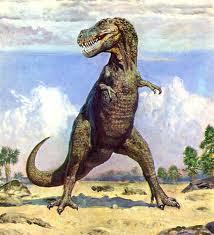 Ditemukan Nenek Moyang T-rex