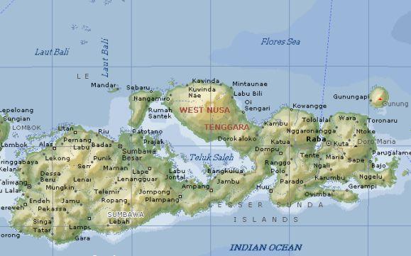Sumbawa Indonesia  city photos gallery : peta pulau sumbawa sumbawa yang terancam apa rungan semawa ano ta ...