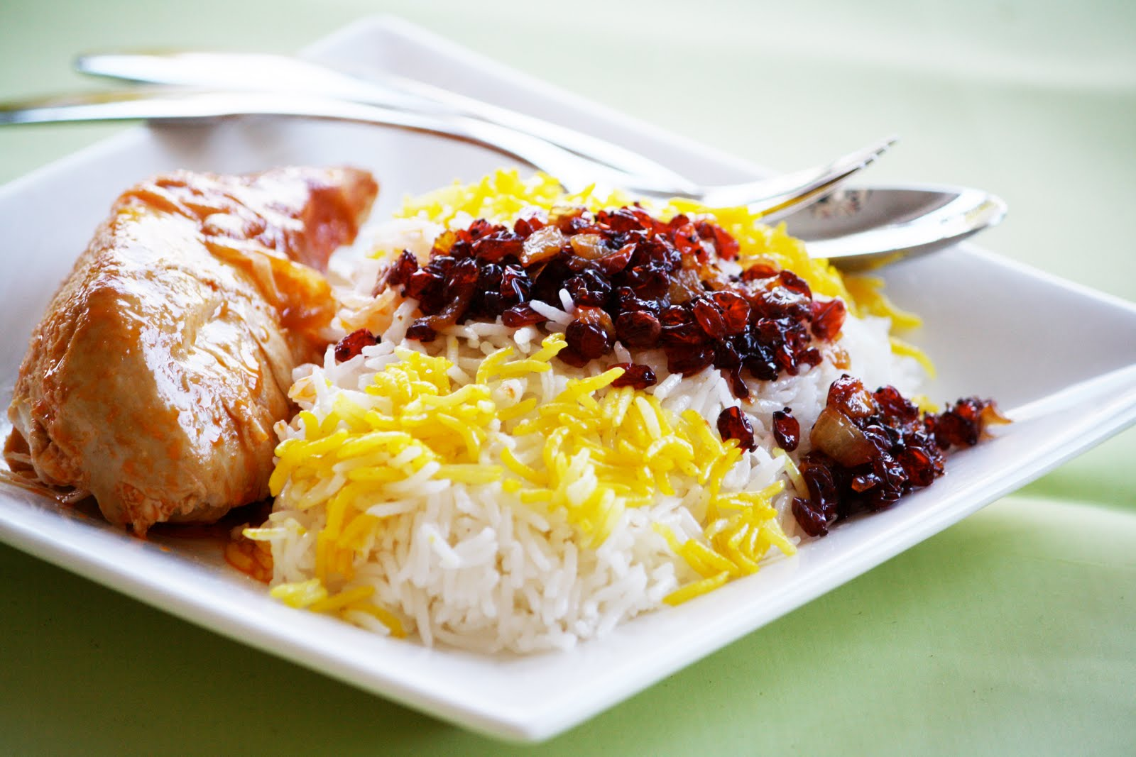 Persian Barberry Chicken