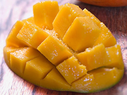 Mango Mango - Taste Of Yellow Recipes — Dishmaps