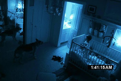 >PARANORMAL ACTIVITY 2 (c'est normal d'aller le voir)