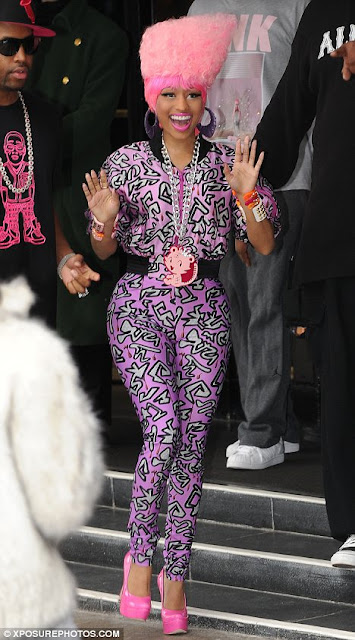 nicki minaj new look. nicki minaj new look. nicki minaj new look.