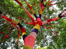 This is My Crochet Tree