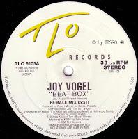 Joy Vogel Beat Box