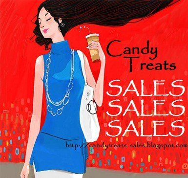 CandyTreats Sales