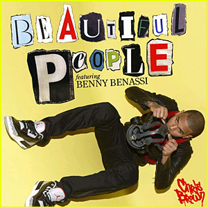 Chris Brown Album Cover on Chris Brown Album Cover Beautiful People