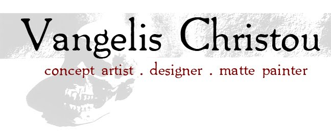 Vangelis' Art Blog