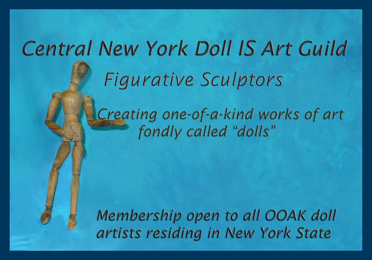 Central NY Doll IS Art Guild