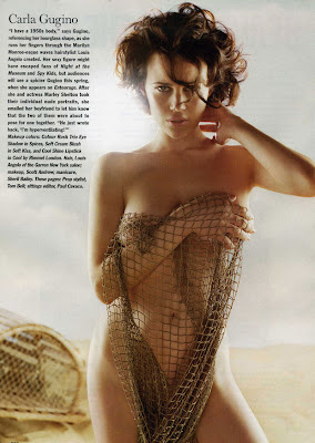 Watch Carla Gugino Nude : Click HERE. When Carla was пятнадцать, ...