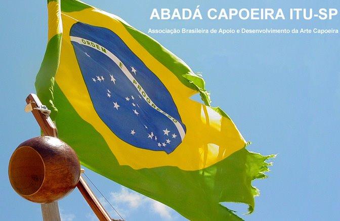 Abadá Capoeira Itu