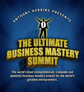 Anthony robbins and chet holmes ultimate business mastery