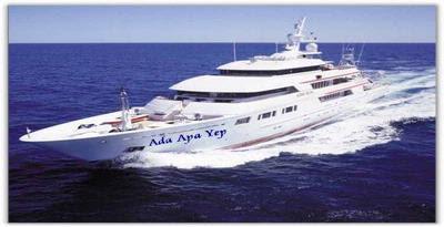 Kapal Pesiar Produksi Maxim Indonesia