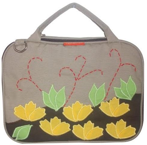 Gardenia Tas Laptop Gaul