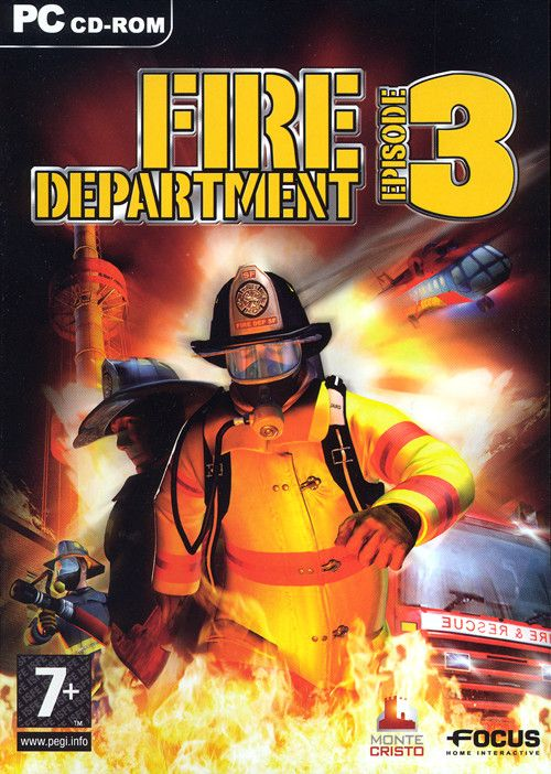 Fire Department 3 Free PC Games Download