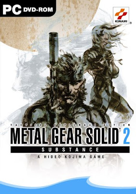 Metal Gear Solid 2 Substance - Mediafire