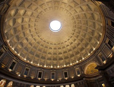 L 39 interno for Esterno pantheon