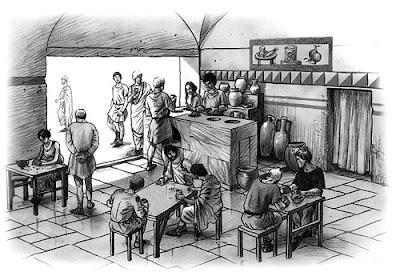 Grano e sale storia ed origine del ristorante for Cibo romano