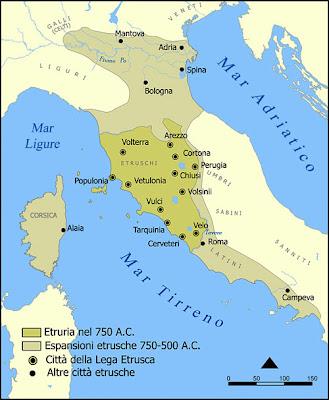 Antichi popoli del centro italia for Struttura politica italiana