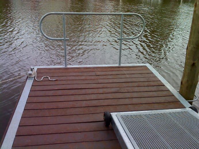 Marina flotante Boatcenter