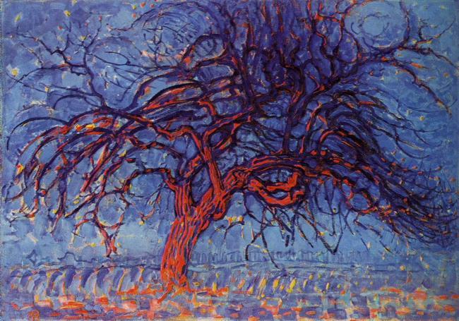 [Mondrian[1].+The+Red+Tree.+c.1909]