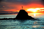 Whakatane harbour entrance