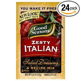 ... Bovine's Kitchen: recipe of the week: zesty italian dressing mix