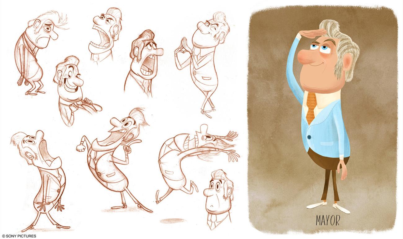 Character Design Appeal : Dfga october