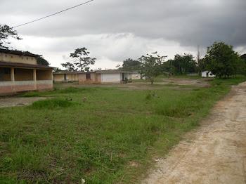 vue partielle de la sous prefecture de BANDA