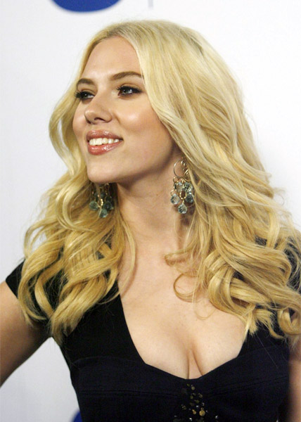 scarlett johansson weight