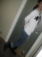 Bugün ne giydim :)