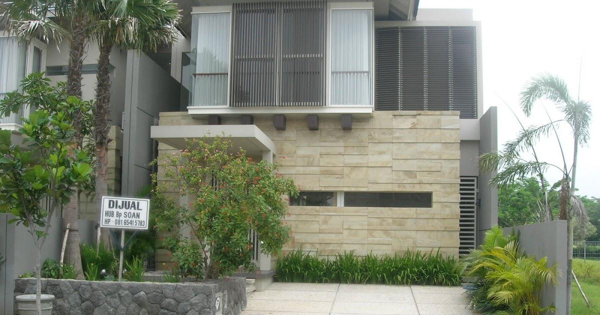 design minimalis menata teras depan rumah