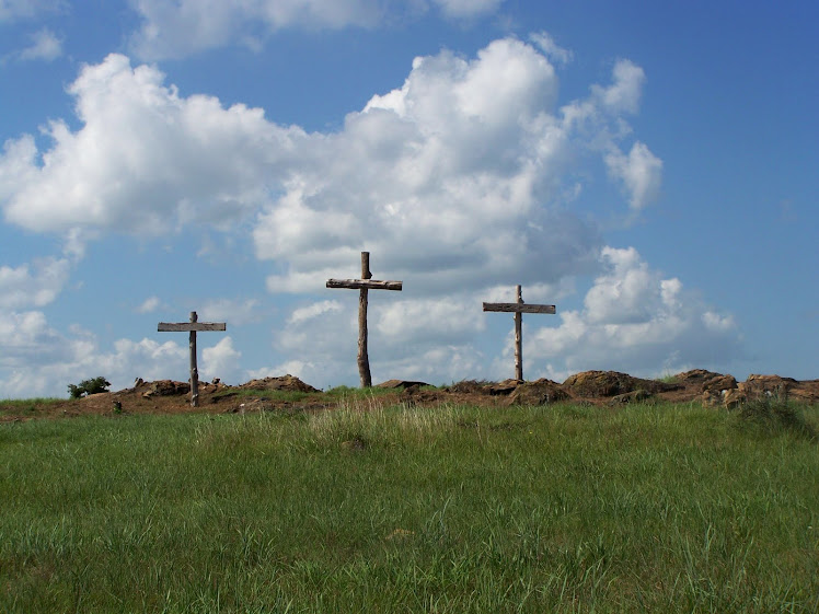 """The Old Rugged Crosses"""