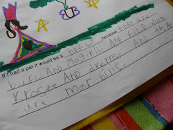 WONDERFUL Kinder Writing