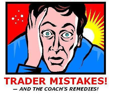 Trader Mistakes