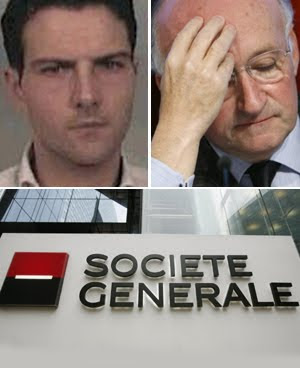 Rouge Trader Jerome Kerviel