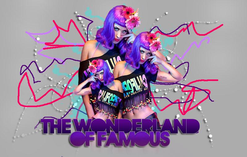 •The Wonderland Of Famous || Tu fuente más actualizada de tus artistas favoritos •