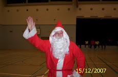 Ammattitaitoinen kaikkien aikojen Joulupukki