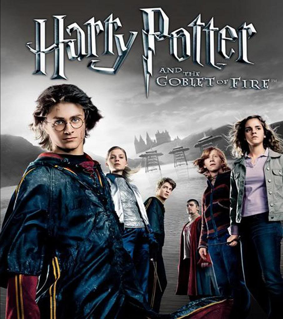 harry potter harry potter and the goblet of fire