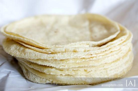 Culinary Couture: Corn Tortillas