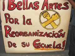 Por la Reorganizacion de Bellas Artes!!!